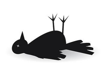 dead-bird-art