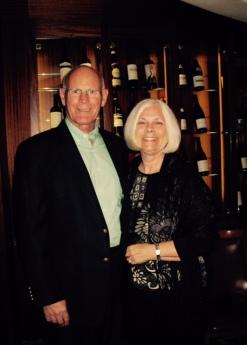 Nancy and Bob O'Brien