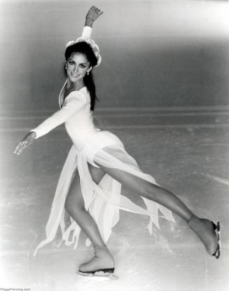 Peggy Fleming Figure Skater